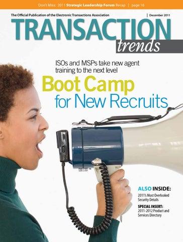 Transaction Trends December 2011 by Content Communicators