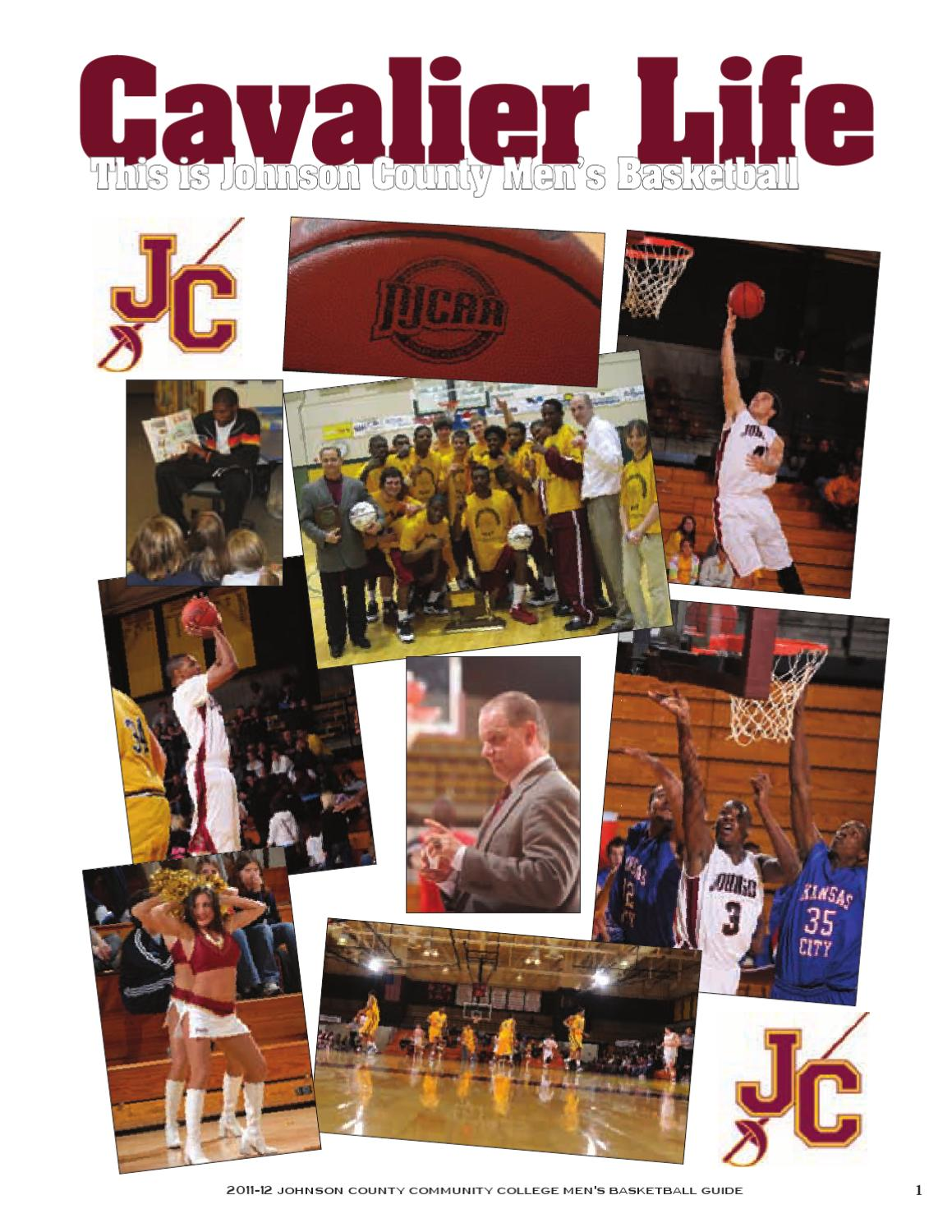 b1a67e7b83e0d 2011-12 JCCC Men s Basketball Media Guide by Chris Gray - issuu