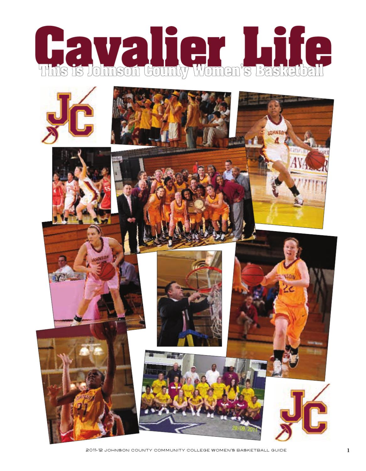 nice shoes d22ff 4d44c 2011-12 JCCC Women s Basketball Media Guide by Chris Gray - issuu