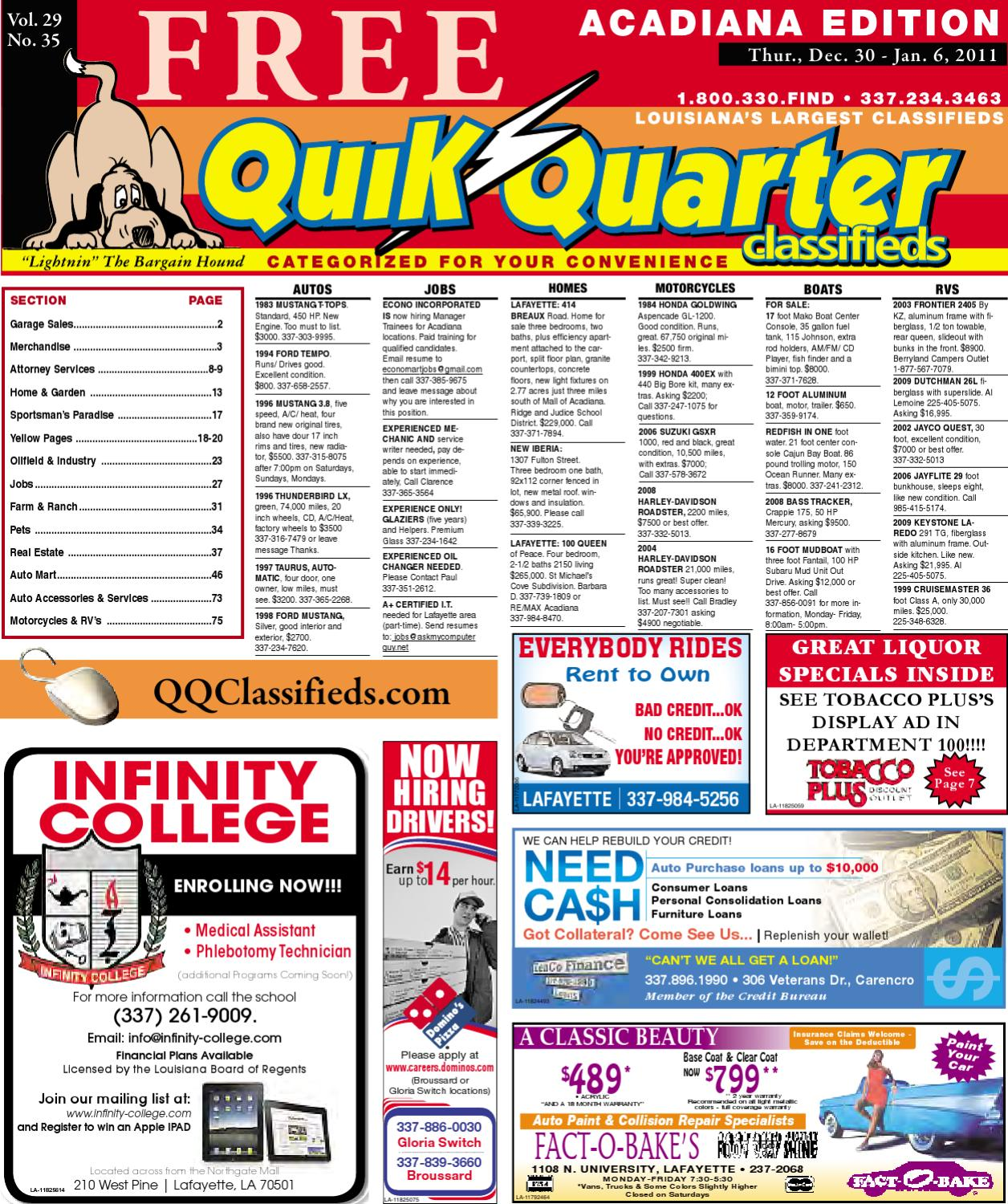 Qq acadiana by part of the usa today network issuu fandeluxe Image collections
