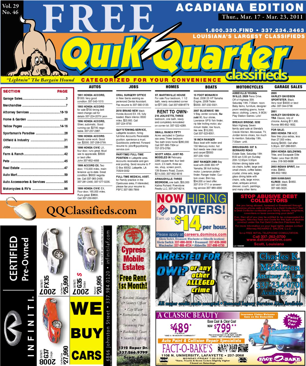 QQ Acadiana by Part of the USA TODAY NETWORK - issuu c2f697ffb9