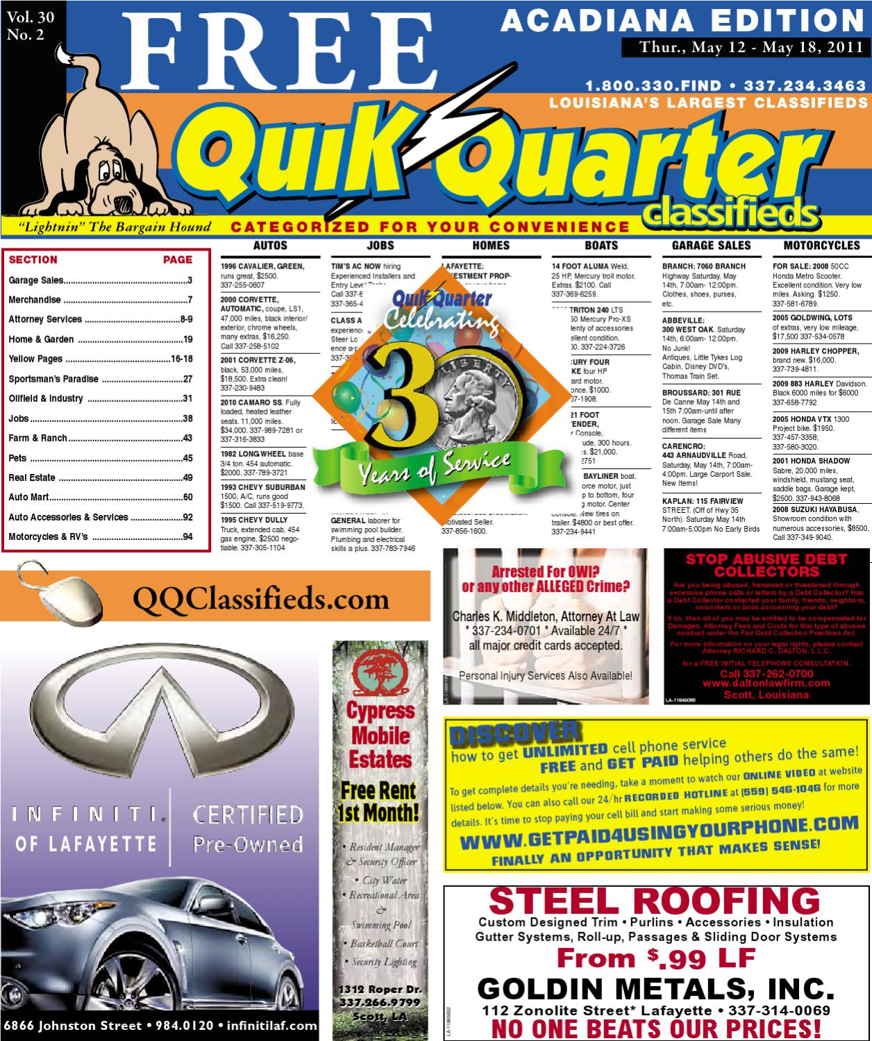 Qq Acadiana By Part Of The Usa Today Network Issuu Ac Compressor Wiring Plug Pigtail 9299 Vw Jetta Golf Gti Passat