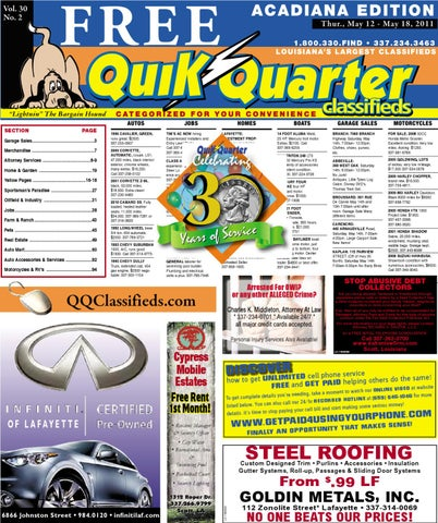 4fab10e1d105 QQ Acadiana by Part of the USA TODAY NETWORK - issuu