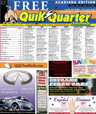fedfb98f16 QQ Acadiana by Part of the USA TODAY NETWORK - issuu