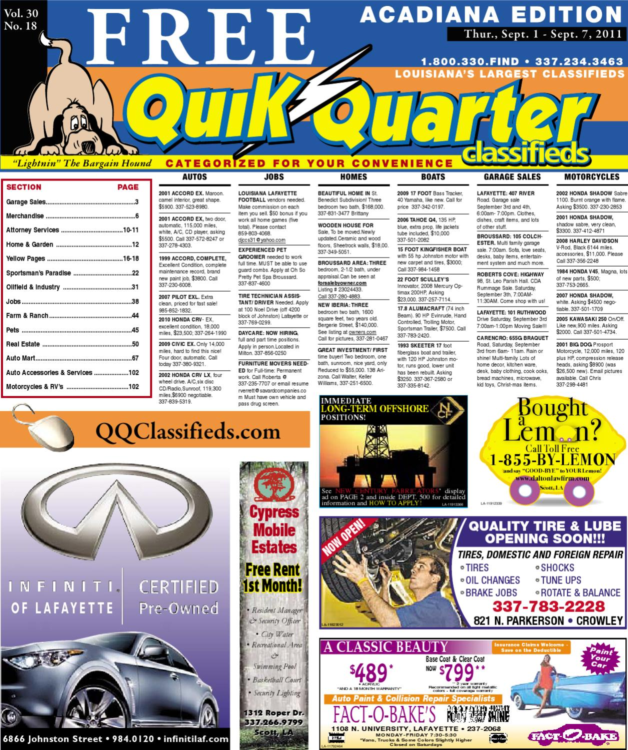 a05a99de2b QQ Acadiana by Part of the USA TODAY NETWORK - issuu