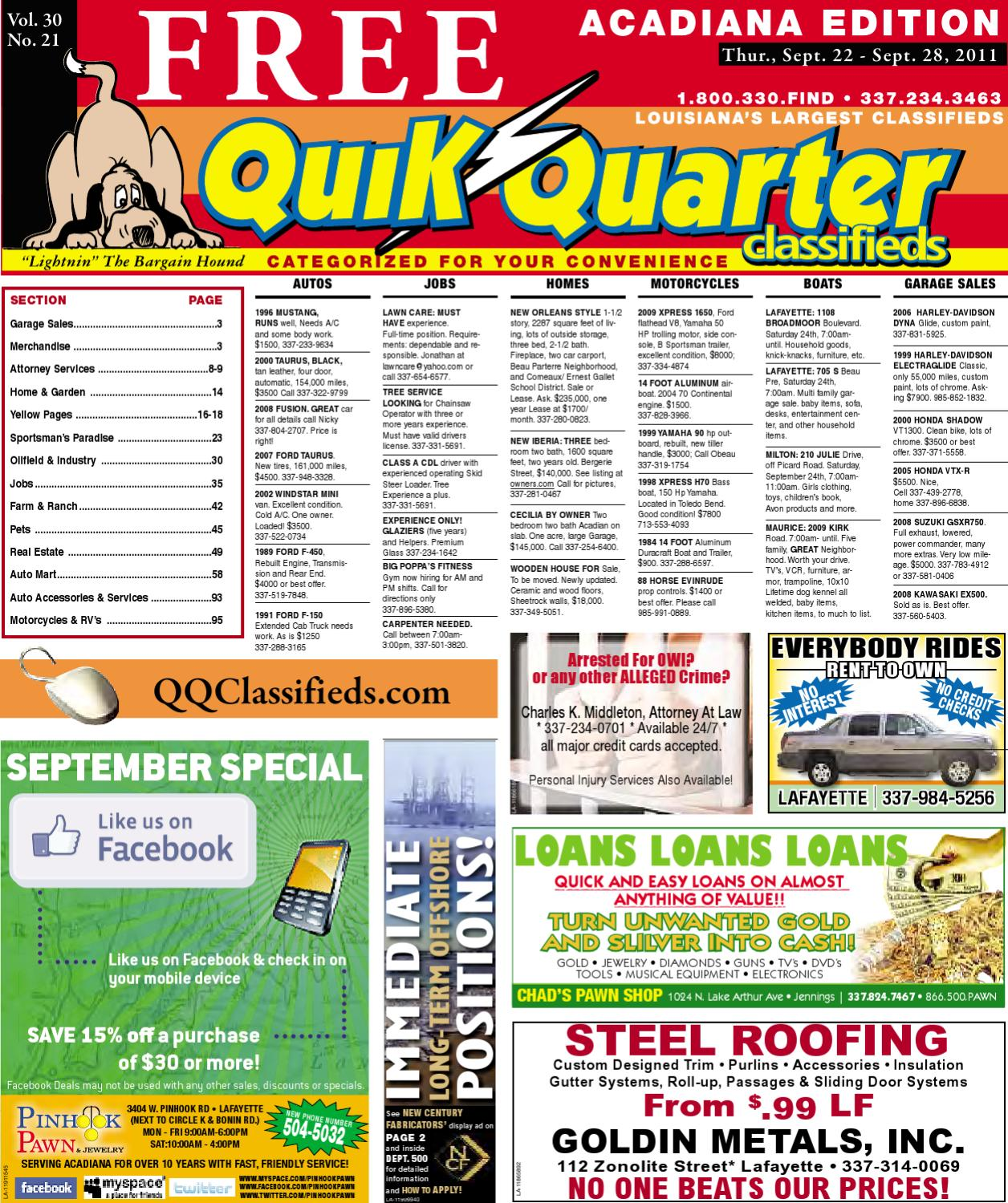 0404645dced QQ Acadiana by Part of the USA TODAY NETWORK - issuu