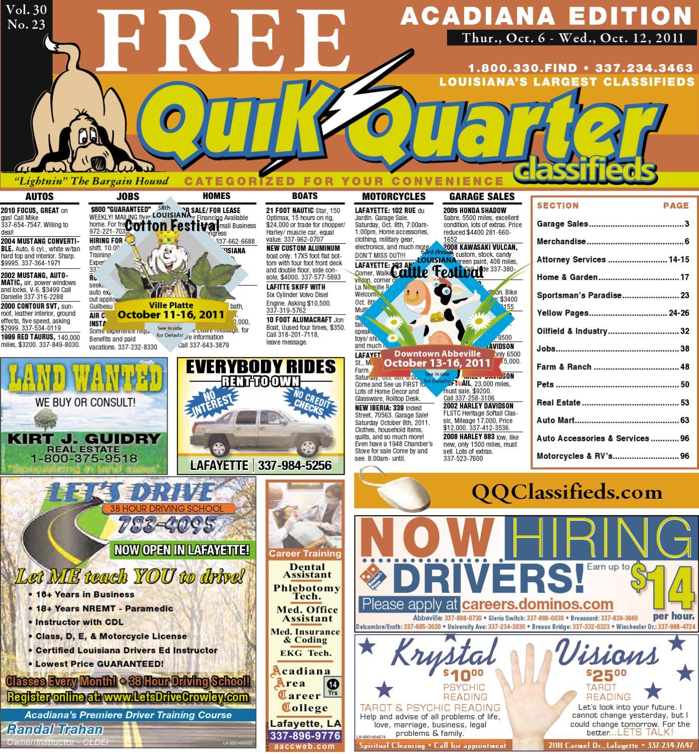 QQ Acadiana by Part of the USA TODAY NETWORK - issuu fa34fc579f2c