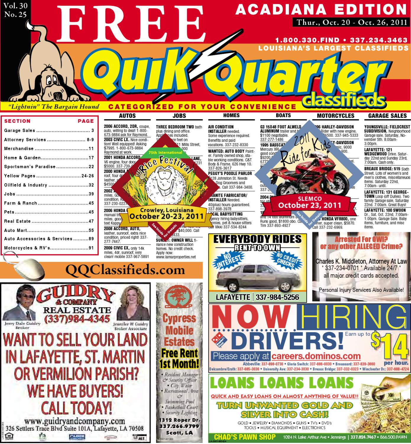 Qq Acadiana By Part Of The Usa Today Network Issuu Jazzy Scooter Wiring Diagram Free Picture Schematic