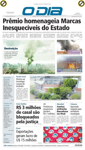 Jornal O DIA by Jornal O Dia - issuu ba7e9af4116dc