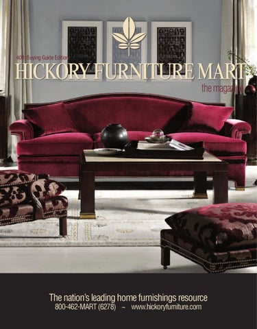 Hickory Furniture Mart Guide 48 By Andrea Ware Issuu Enchanting Alabama Furniture Market Minimalist