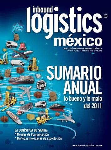 Inbound Logistics México 76 by Inbound Logistics Latam - issuu 4b72443dd1f