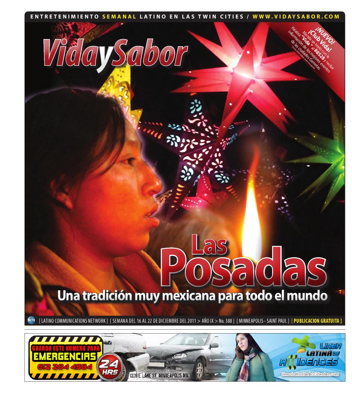 Vida y Sabor - 388 by Latino Communications Network LLC - issuu