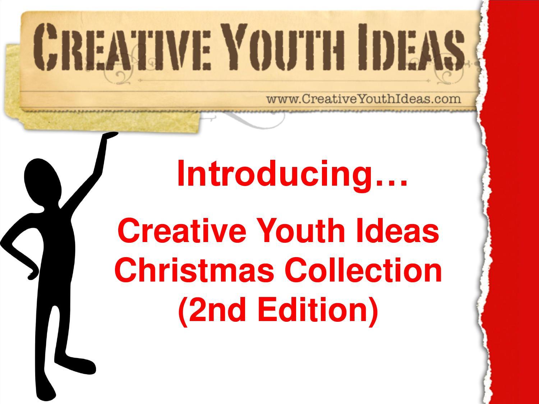 Creative Youth Ideas By Ken Sapp Issuu