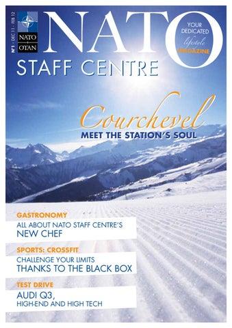 4eca14f9cf0d NATO Staff Centre Magazine Issue 1 by Rakam - issuu