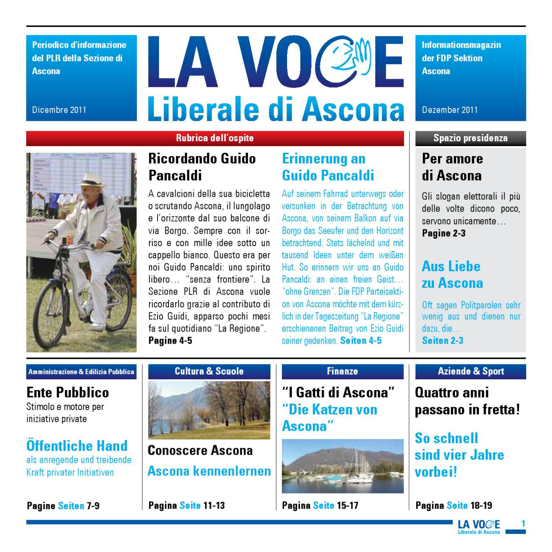 Via Lido Ascona Tel - PDF Kostenfreier Download