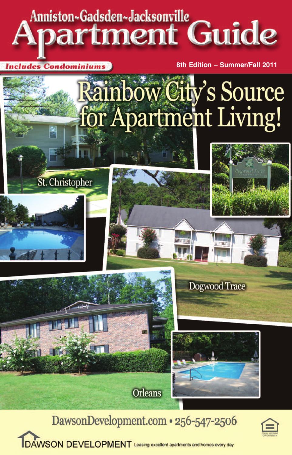anniston/gadsden/jacksonville apartment guidejim andrews - issuu