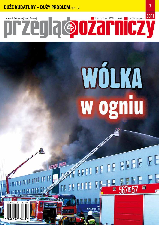 054c9fd67 PP 7/11 by Przegląd Pożarniczy - issuu