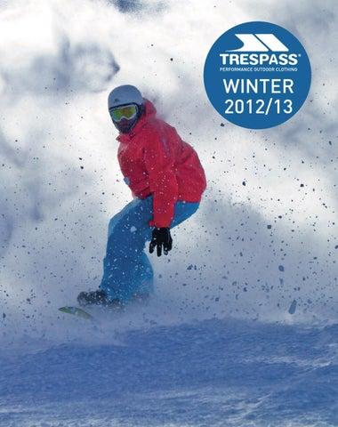 0606922586f Trespass Snowsport Lookbook 2012 13. A sample of Trespass Winter Sport ...