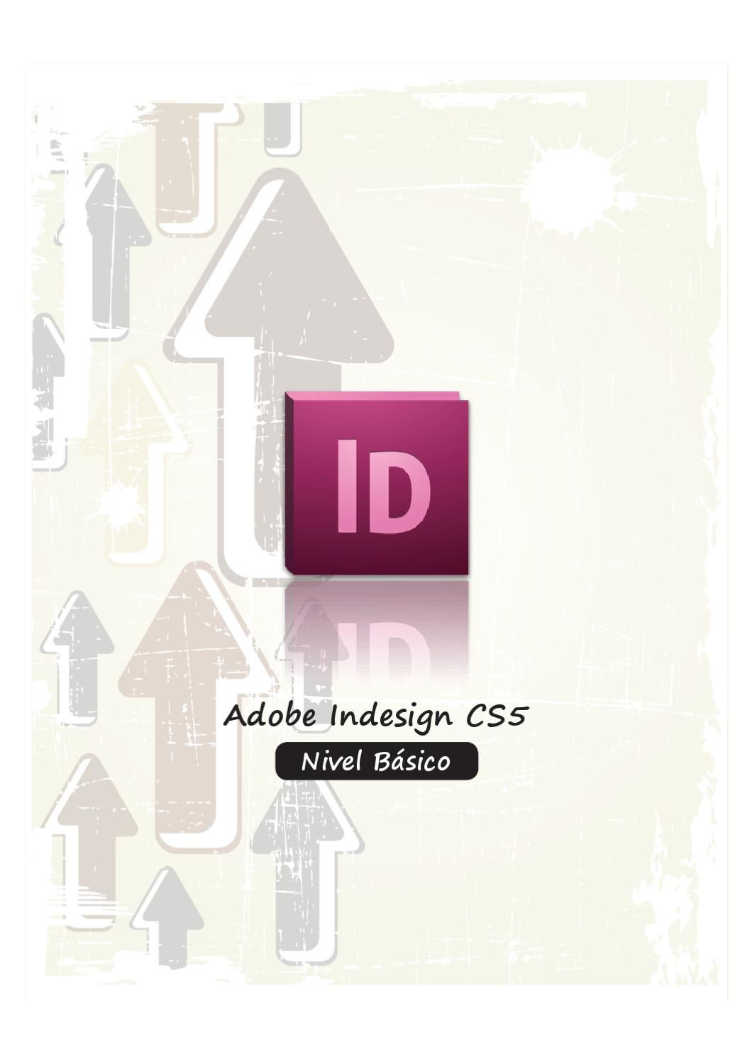 InDesign CS5 Básico by Pedro Enriquez - issuu