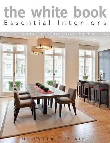 The White Book Essential Interiors