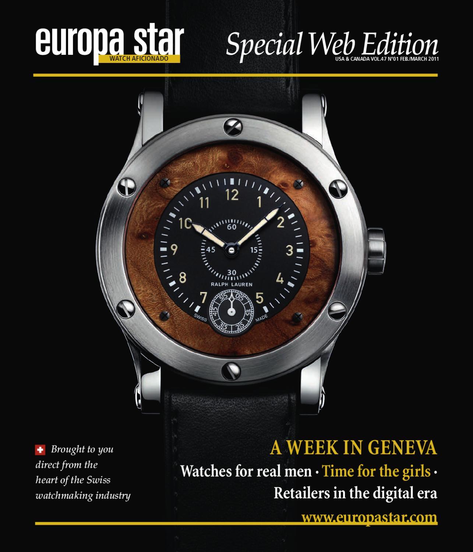 a168b016d664 Europas Star Watch Aficionado USA 1.11 by Europa Star HBM - issuu