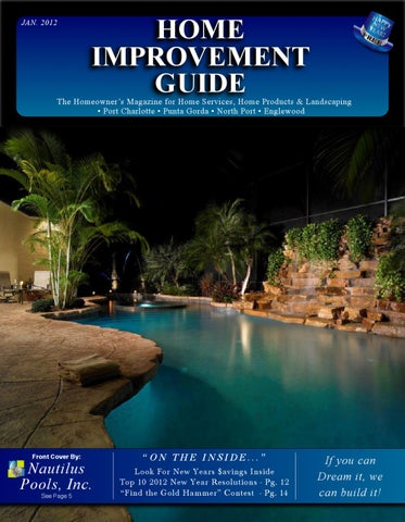 Home Improvement Guide By Home Improvement Guide Issuu