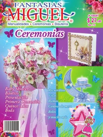 Revista 75 By Fantasias Miguel Sa Issuu