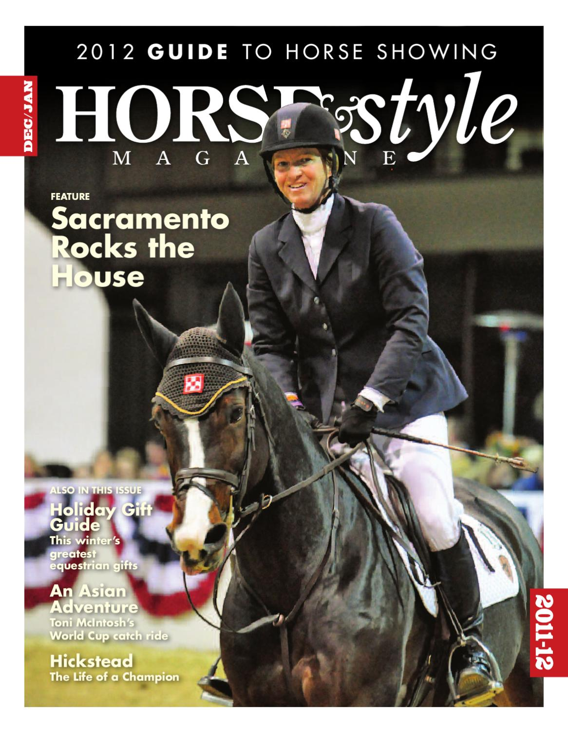 Horse & Style | December/January 2011 | Issue 2 by Horse & Style ...
