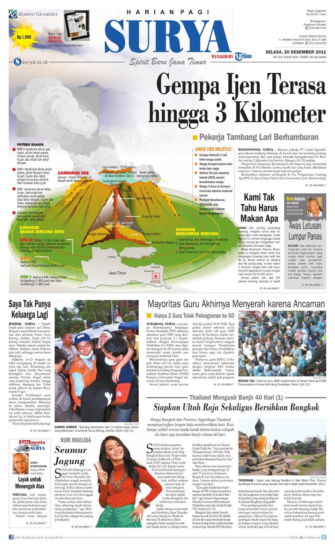 E-paper Surya Edisi 20 Desember 2011 by Harian SURYA - issuu e4e65d1298