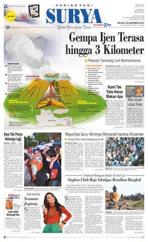 E-paper Surya Edisi 20 Desember 2011 by Harian SURYA - issuu 442d375824