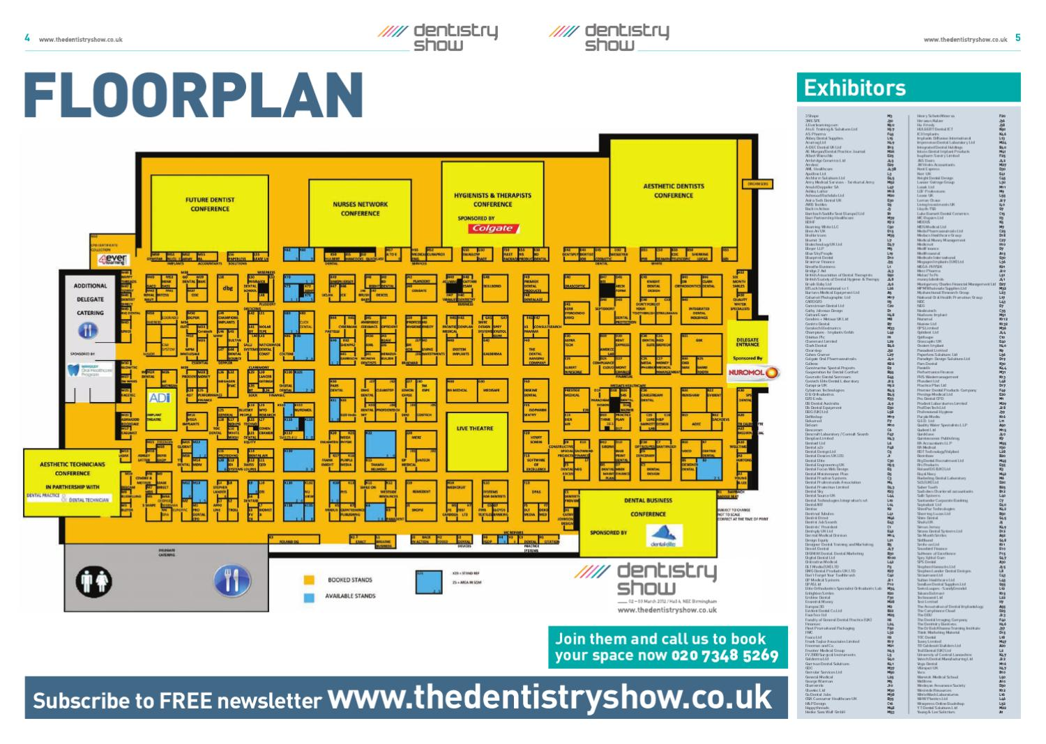 The dentistry show exprom newspaper by closerstill media issuu malvernweather Gallery