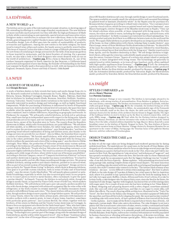 Cucine Low Cost Brescia annual cucina 2011 by interni magazine - issuu