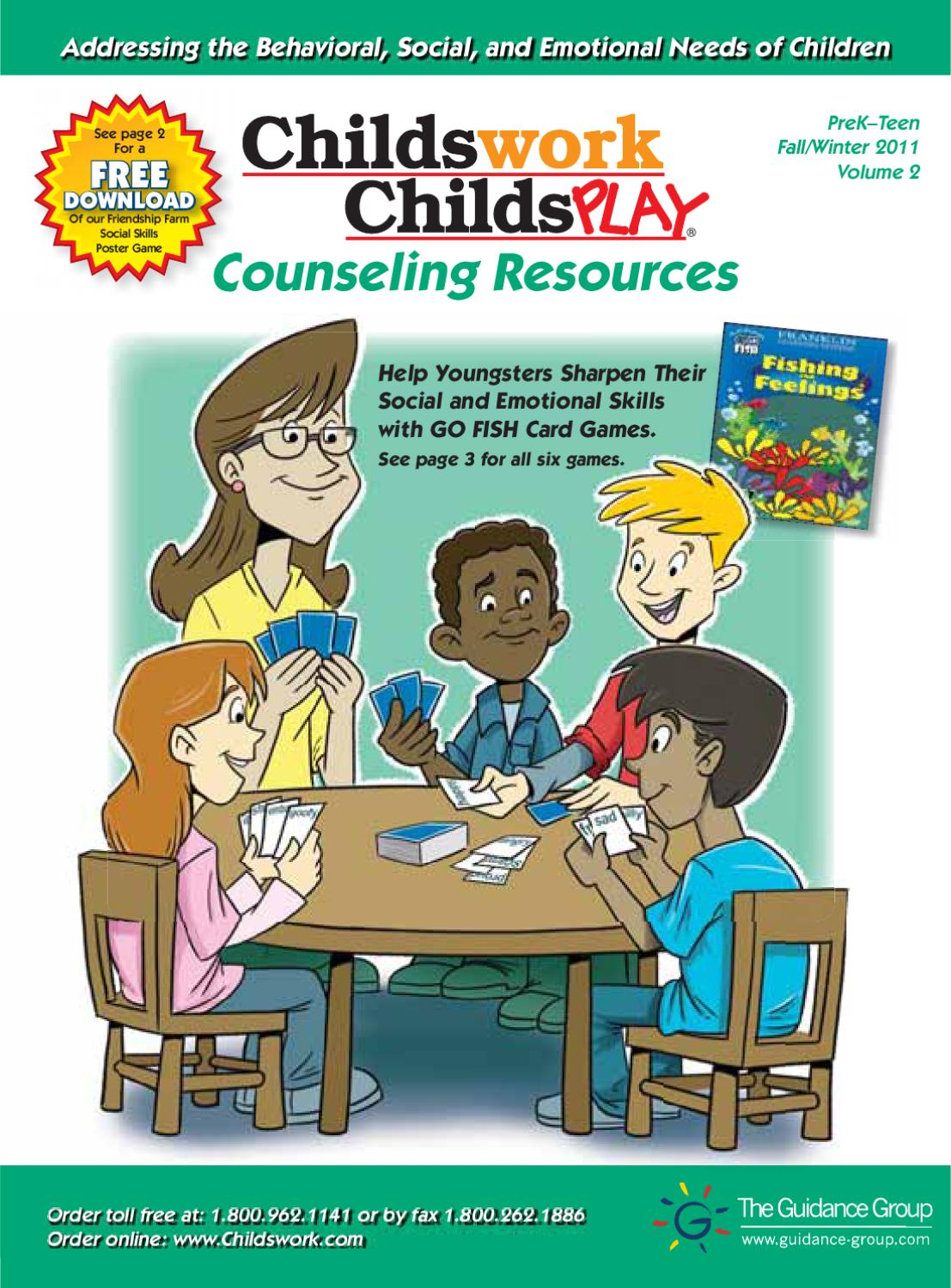 Childswork/Childsplay by The Guidance Group - issuu