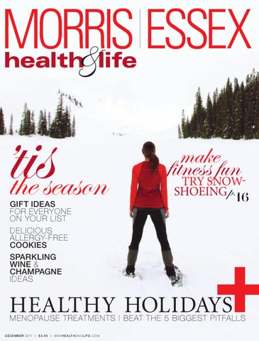 Morris Essex Health Life December 2011 By Wainscot Media Issuu