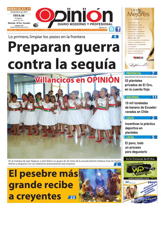 Diario Opinion - Edicion Impresa by Diario Opinion - issuu