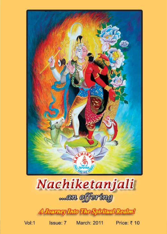 Nachiketanjali March ecopy by Nachiketa Tapovan - issuu