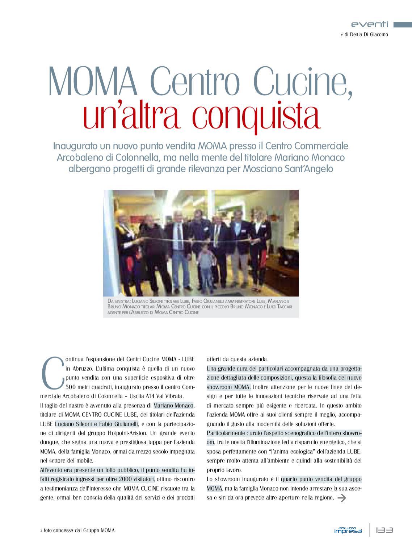 Cucine Mosciano Sant Angelo dicembre 2011 by abruzzo impresa - issuu