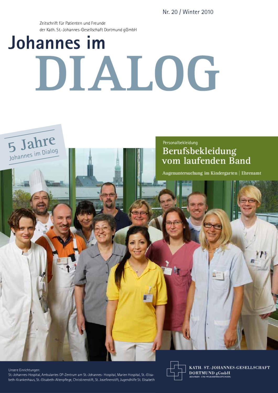 Johannes im DIALOG - Ausgabe 20 by Kath. St.-Johannes-Gesellschaft ...