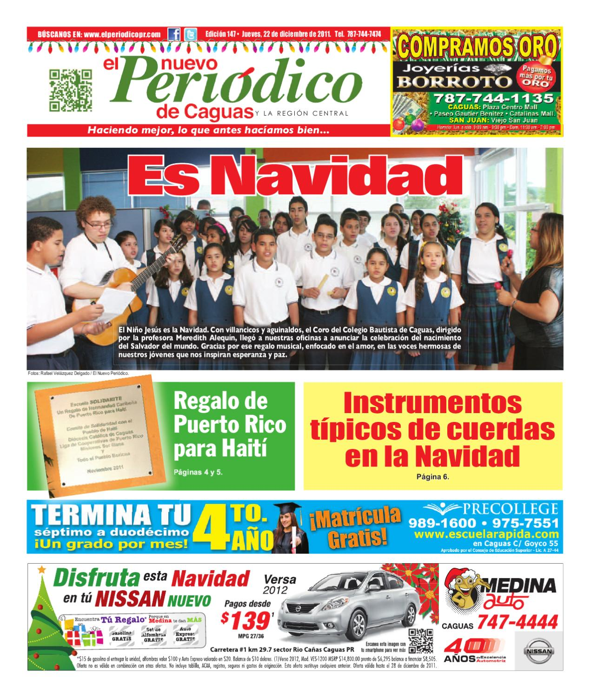 separation shoes ae94b addda El Nuevo Periódico  147 by El Nuevo Periodico de Caguas - issuu