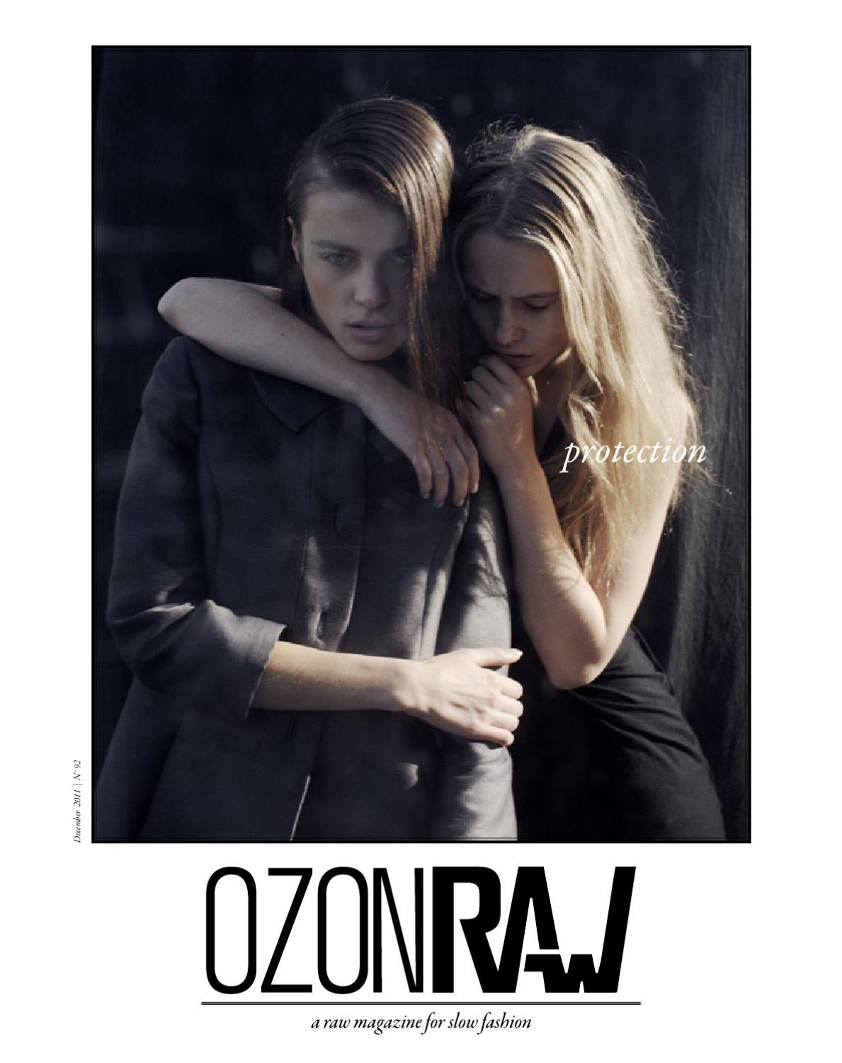 f8620e0fb4 OZON RAW  Protection  December Issue by OZON Magazine - issuu