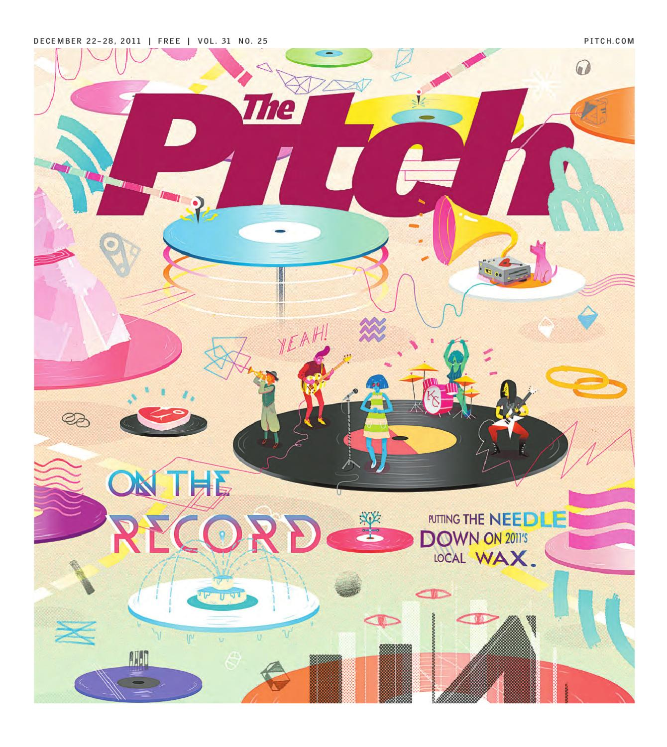 The Pitch 12 22 2011 by FW Publishing - issuu