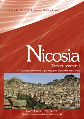 Nicosia - Percorsi conoscitivi by tecnico ata - issuu 09f34bbbd532