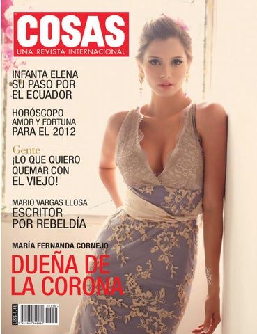 e141827b7 Revista Cosas  238 Diciembre 2011 by Revista Cosas - issuu