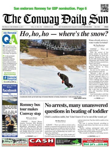 82309f119b7 The Conway Daily Sun
