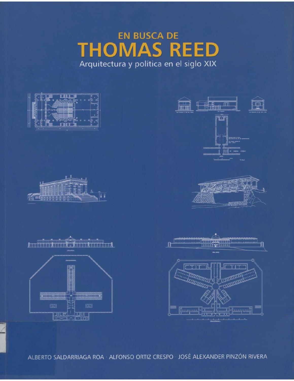 En busca de thomas reed arquitectura y pol tica en el for Investigar sobre la arquitectura