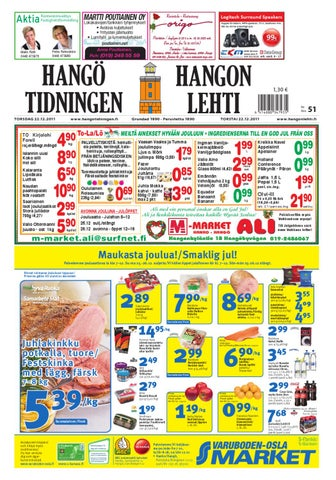 Hangötidningen 51 2011 Hangonlehti by Lindan Group - issuu 8cbdea455