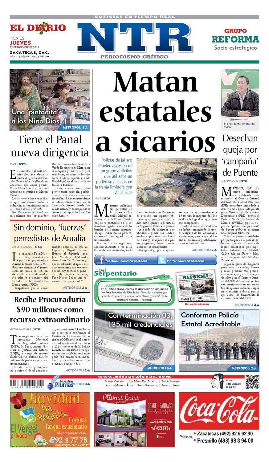 El Diario NTR by NTR Medios de Comunicación - issuu be2859981119