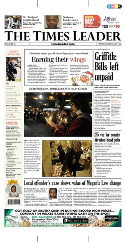 Times Leader 12-22-2011 by The Wilkes-Barre Publishing Company - issuu 7b8561fc7165