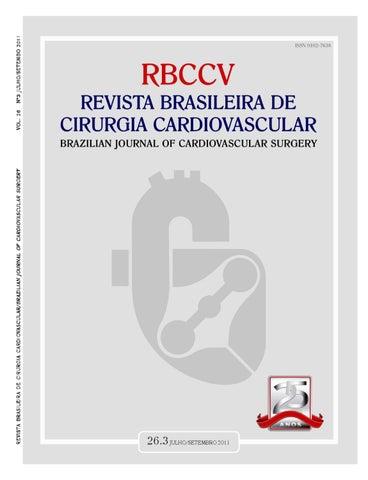Revista brasileira de cirurgia cardiovascular 263 2011 by revista page 1 fandeluxe Images