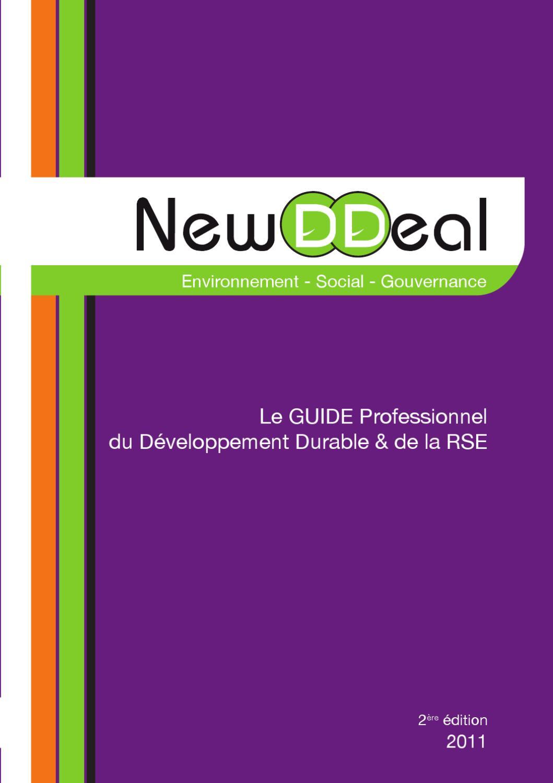 Guide newddeal 2011 by sarah darnaudet issuu - Plafond livret developpement durable societe generale ...